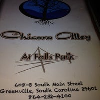 Photo taken at Chicora Alley by Dustin Wesley M. on 8/8/2012