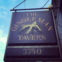 Photo taken at The Gingerman Tavern by Sean K. on 5/11/2012