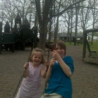 Photo taken at Kid's Kingdom by Lindsay A. on 5/2/2012