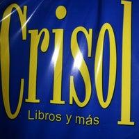 Photo taken at Librerías Crisol by Johao R. on 9/13/2012