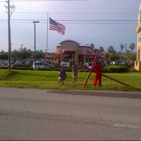 Photo taken at Chick-fil-A Spring Hill by Marv B. on 8/1/2012