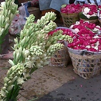 Photo taken at Pasar Kembang Randusari by Ines I. on 6/10/2012