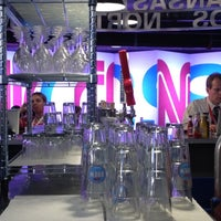 Photo taken at CNN Grill @ RNC (Tampa Bay Times Forum) by Jim A. on 8/31/2012