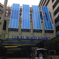 Photo taken at Coral Beach Resort by Terrell S. on 3/31/2012