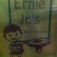 Photo taken at Ernie Jr's Taco House by Andy H. on 5/6/2012