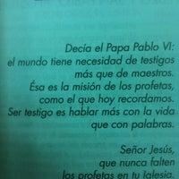 Photo taken at Parroquia Nuestra Señora de San Juan de los Lagos by Yaz L. on 6/25/2012