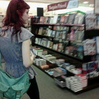 Photo taken at Barnes & Noble by Lynnette F. on 3/2/2012