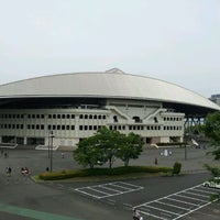 Photo taken at Ariake Colosseum by すずゆぅ on 5/20/2012