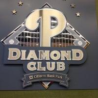 Photo taken at Diamond Club by Robert M. on 6/4/2012