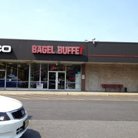 Photo taken at Bagel Buffet by Michael P. on 7/7/2012
