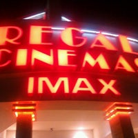 Photo taken at Regal Cinemas Lincolnshire 21 & IMAX by Brian D. on 7/18/2012