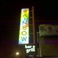 Photo taken at Rainbow Bar & Grill by Edward P. on 2/9/2012