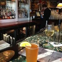 Photo taken at James Hoban's Irish Restaurant & Bar by Nat G. on 6/20/2012