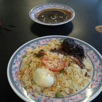 Photo taken at Shaaz Curry House by Adrik K. on 7/31/2012