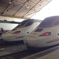 Photo taken at Estació d'Alacant Terminal by Luis P. on 8/7/2012