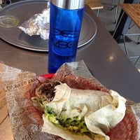 Photo taken at Chipotle Mexican Grill by Brian G. on 3/19/2012