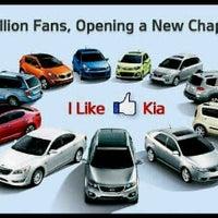 Photo taken at KIA showroom PT.Pratama Transindo by ardha n. on 7/28/2012