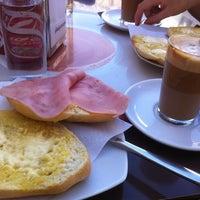 Photo taken at Caferroviario by Eduardo M. on 9/4/2012