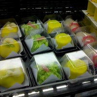 Photo taken at Marukai Market by Edelweiss on 7/1/2012