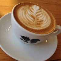 Photo taken at Manic Coffee by Andrea D. on 9/12/2012