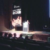 Photo taken at Gameworld 2012 by Rafael H. on 3/30/2012