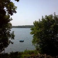 Photo taken at Lake Koronis by Dan S. on 7/4/2012