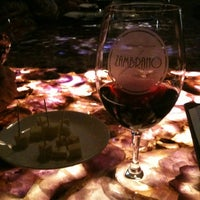 Photo taken at Zambrano Wine Cellar by Annie C. on 3/18/2012