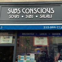 Photo taken at SubsConscious by Kenneth M. on 5/3/2012