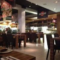 Photo taken at Zebra Café by Dmitri on 9/11/2012