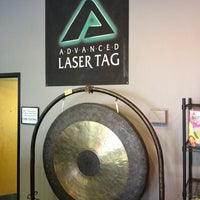 Photo taken at Advanced Laser Tag by Jordan B. on 2/9/2012