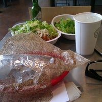 Photo taken at Chipotle Mexican Grill by Chelsea J. on 8/28/2012