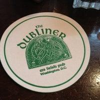 Photo taken at Dubliner Restaurant & Pub by Andreas Cem V. on 3/21/2012