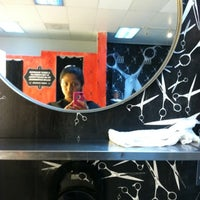 Photo taken at Walk In Salon by Robert Cromeans by Katrina on 8/4/2012