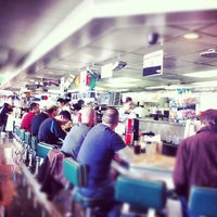 Photo taken at Mel's Drive-In by Ron G. on 8/26/2012