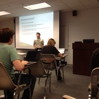 Photo taken at UCF Nicholson School of Communication by Carlos G. on 2/16/2012