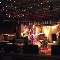 Photo taken at The Hideout by Sam B. on 6/30/2012