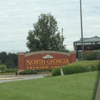 Photo taken at North Georgia Premium Outlets by Kelly G. on 6/12/2012