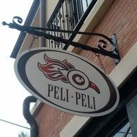 Photo taken at Peli Peli by Randy on 6/6/2012