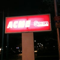 Photo taken at ACME Markets by Michael Z. on 2/15/2012