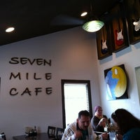 Photo taken at Seven Mile Cafe by Matt F. on 2/20/2012