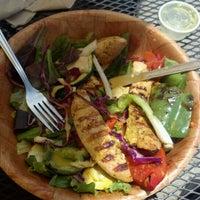 Photo taken at Lotus Cafe & Juice Bar by Nik S. on 5/30/2012