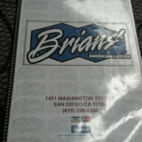 Photo taken at Brians' American Eatery by Kevin W. on 6/3/2012