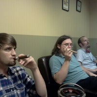 Photo taken at Golden Leaf Tobacco - St. Paul by Andrew Z. on 8/25/2012