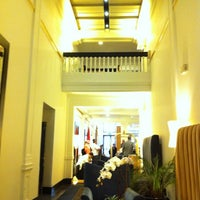Photo taken at Powell Hotel by Steve and Heather O. on 8/3/2012