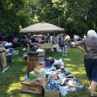 Photo taken at Neshanic Flea Market by C.J. G. on 6/3/2012