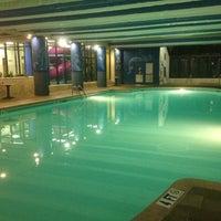 Photo taken at Coral Beach Resort by @LorenzoAgustin ☆ on 7/1/2012