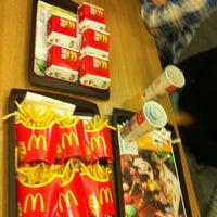 Photo taken at McDonald's by Tomáš V. on 2/29/2012