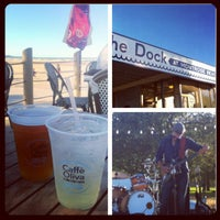 Photo taken at The Dock at Montrose by Julia P. on 9/9/2012