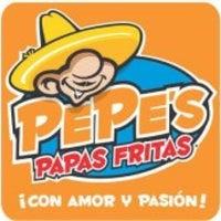 Photo taken at Pepe's Papas Fritas by Juan on 7/17/2012