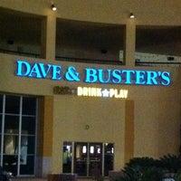 Photo taken at Dave & Buster's by JeongAh K. on 3/10/2012